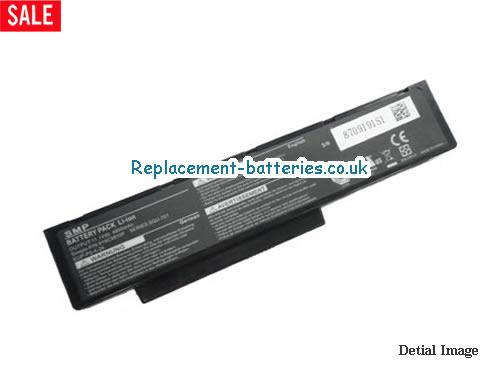 11.1V BENQ JOYBOOK R43-R03 Battery 4800mAh