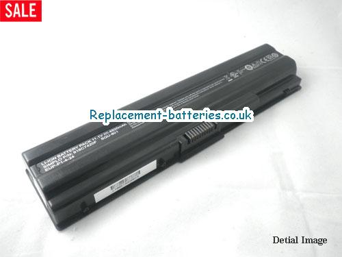 EUP-P1-4-24 Battery, 11.1V BENQ EUP-P1-4-24 Battery 5200mAh