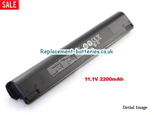 M1100BAT Battery, 11.1V CLEVO M1100BAT Battery 2200mAh, 24.42Wh