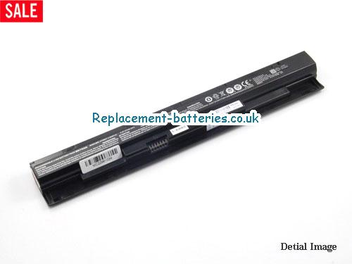 Genuine Clevo N750BAT-4 Battery 6-87-N750S-31C00 14.4v 31Wh in United Kingdom and Ireland