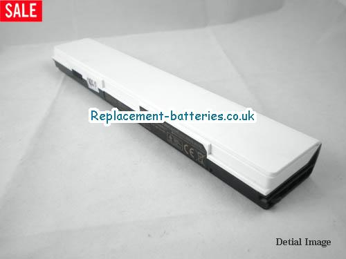 Clevo M810BAT-2(SUD) 6-87-M810S-4ZC  7.4V 3500mah, 26.27wh Black and White Laptop Battery in United Kingdom and Ireland