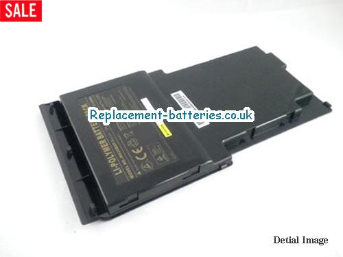 W830BAT-3 Battery, 11.1V CLEVO W830BAT-3 Battery 2800mAh