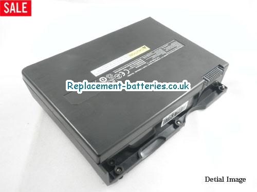 Clevo X7200BAT-8 Battery, X7200BAT-8(MERRY), 6-87-X720S-4Z71, X7200 Battery 14.8V 8-Cell in United Kingdom and Ireland
