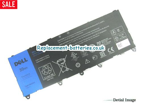 Dell 0WGKH OWGKH Battery For Latitude 10e ST2E tablet 30Wh in United Kingdom and Ireland