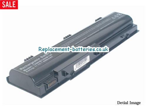 TD611 Battery, 11.1V DELL TD611 Battery 5200mAh