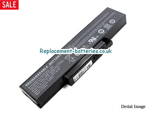 UK 5200mAh Long life laptop battery for Compal HGL31, HGL30, HEL81, HEL80,