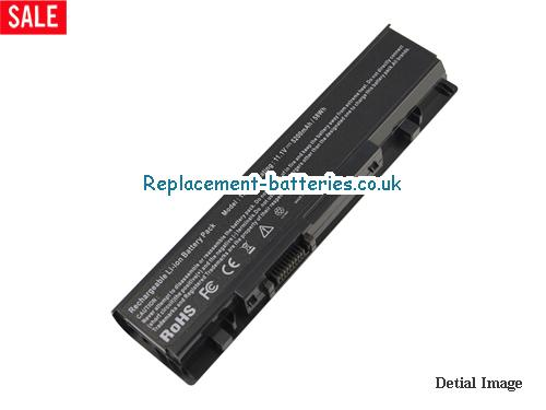11.1V DELL STUDIO 1555 Battery 5200mAh