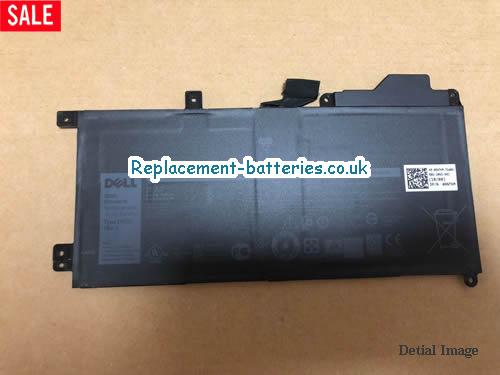 1FKCC Battery 09NTKM For Dell Laptop Li-Polymer 38Wh 7.6V in United Kingdom and Ireland