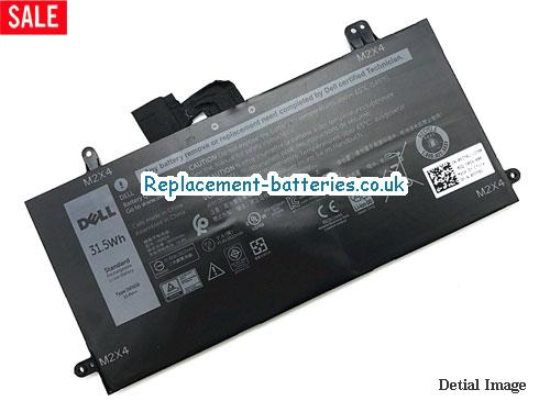 Genuine Dell 1WND8 Battery 11.4V 31.5Wh Li-ion  in United Kingdom and Ireland
