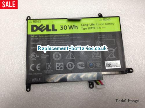 7.4V DELL LATITUDE ST SERIES Battery 30Wh