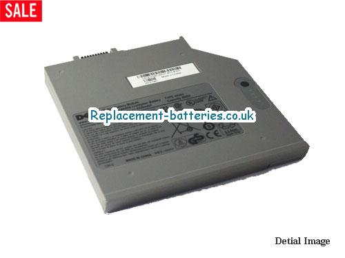 11.1V DELL LATITUDE D531N Battery 4320mAh, 48Wh