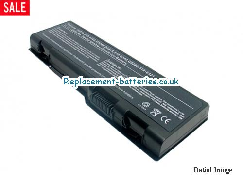 312-0455 Battery, 11.1V DELL 312-0455 Battery 5200mAh