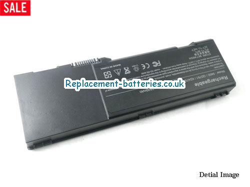 PY961 Battery, 11.1V DELL PY961 Battery 7800mAh