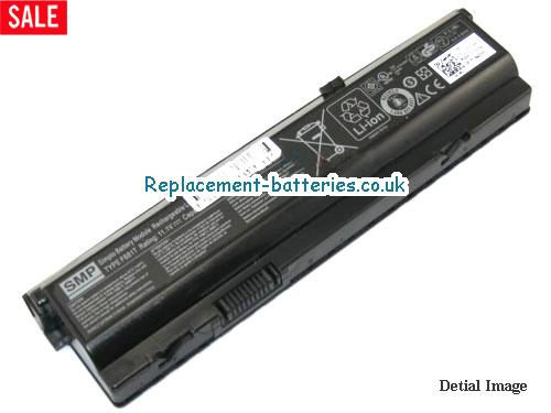 0W3VX3 Battery, 11.1V DELL 0W3VX3 Battery 5000mAh