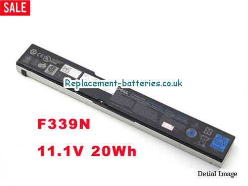 11.1V DELL ADAMO XPS Battery 20Wh