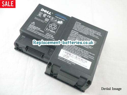 14.8V DELL INSPIRON 9100 Battery