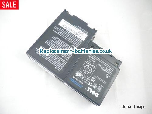 14.8V DELL INSPIRON 9100 Battery 8800mAh