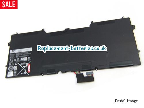 7.4V DELL XPS 13 XPS L321X Battery 55Wh
