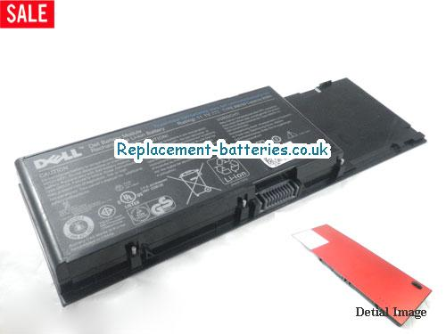 DW842 Battery, 11.1V DELL DW842 Battery 7800mAh, 85Wh
