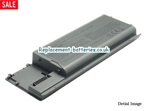 J825J Battery, 11.1V DELL J825J Battery 5200mAh