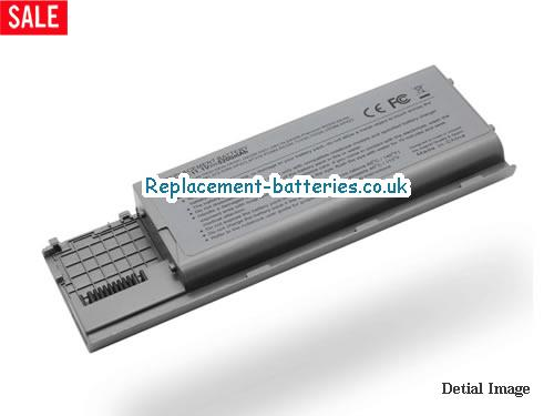 0TC030 Battery, 11.1V DELL 0TC030 Battery 5200mAh