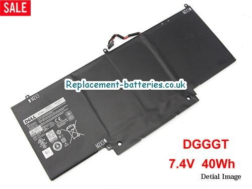Genuine DGGGT Battery for DELL XPS 11 XPS11D-1508T 7.4V 40Wh in United Kingdom and Ireland