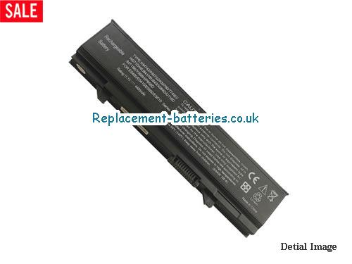 U116D Battery, 11.1V DELL U116D Battery 5200mAh