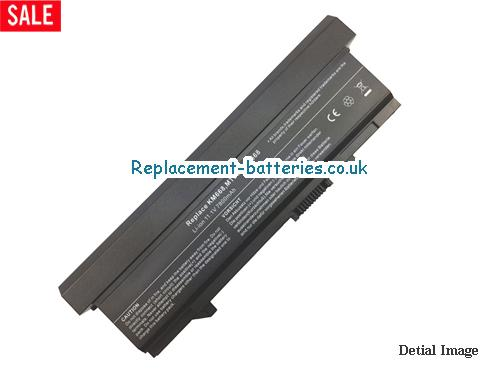 U116D Battery, 11.1V DELL U116D Battery 7800mAh