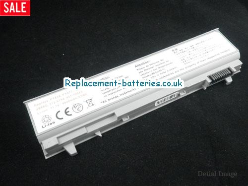 312-0910 Battery, 11.1V DELL 312-0910 Battery 5200mAh, 56Wh