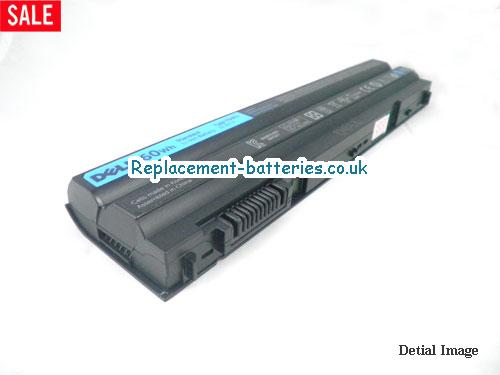 Genuine PRRRF T54FJ 60Wh Battery for Dell LATITUDE LATITUDE E5420 E5520 E6420 E6520 in United Kingdom and Ireland