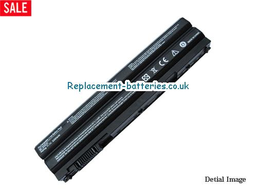 11.1V DELL LATITUDE E6430 XFR Battery 5200mAh
