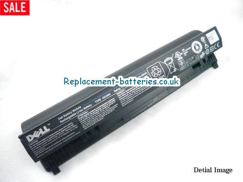 G038N Battery, 11.1V DELL G038N Battery 4400mAh