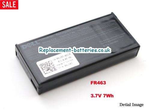 3.7V DELL PERC 5I Battery 7Wh