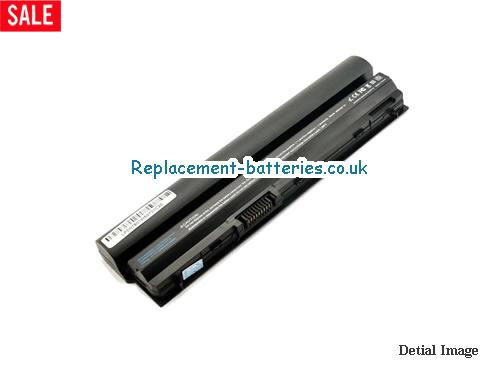 3W2YX Battery, 11.1V DELL 3W2YX Battery 5200mAh