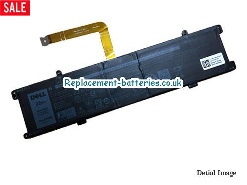 Genuine DELL FTD6M Battery Pack 22Wh 7.6V in United Kingdom and Ireland