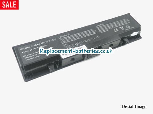 312-0594 Battery, 11.1V DELL 312-0594 Battery 5200mAh