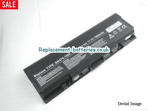 GK479 Battery, 11.1V DELL GK479 Battery 7800mAh