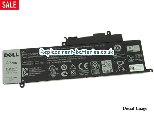 DELL GK5KY laptop Battery 11.1V 43Wh in United Kingdom and Ireland