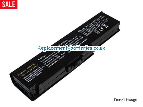 451-10516 Battery, 11.1V DELL 451-10516 Battery 5200mAh