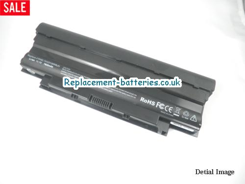 11.1V DELL INSPIRON 15R N5010 Battery 7800mAh