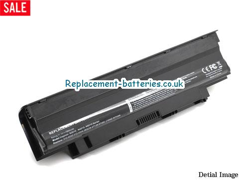 J4XDH Battery, 11.1V DELL J4XDH Battery 7800mAh