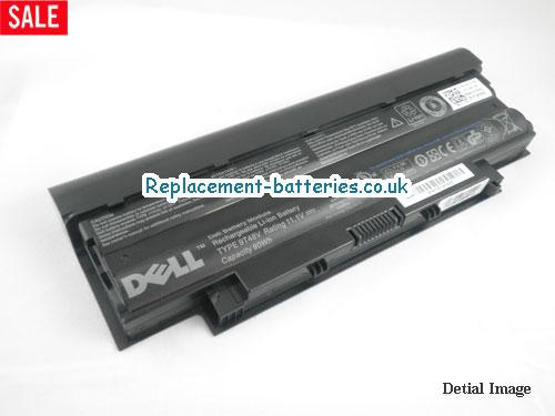 11.1V DELL INSPIRON13R (INS13RD-438) Battery 90Wh