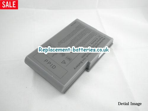 0R163 Battery, 11.1V DELL 0R163 Battery 5200mAh