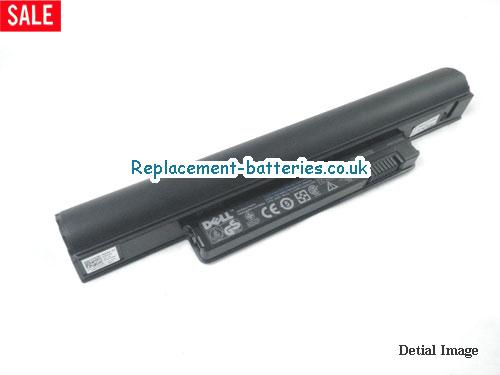 11.1V DELL INSPIRON 1010N Battery 2200mAh, 24Wh
