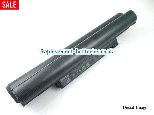 11.1V DELL INSPIRON 1010 Battery 4400mAh