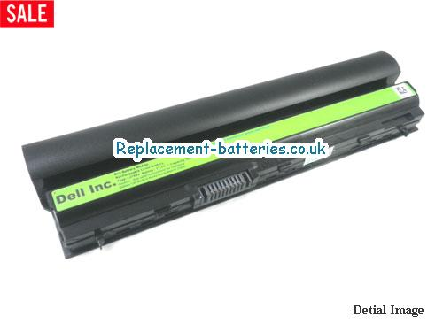 11.1V DELL LATITUDE E6220 Battery 58Wh