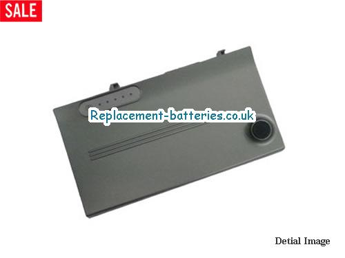 11.1V DELL LATITUDE D400 SERIES Battery 3600mAh