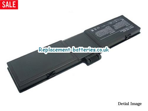 11.1V DELL INSPIRON 2800 Battery 3600mAh