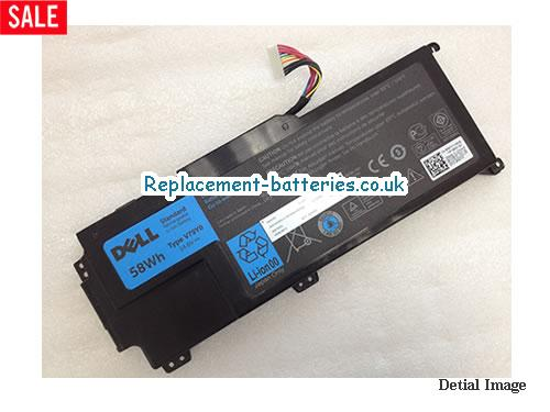 14.8V DELL XPS 14Z SERIES Battery 58Wh