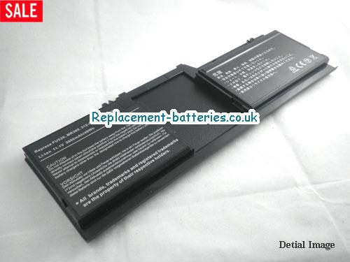 312-0650 Battery, 11.1V DELL 312-0650 Battery 3600mAh, 42Wh